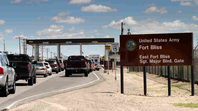 Military Asked To Provide 20,000 Beds For Detained Immigrant Children