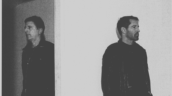 Atticus Ross (left) and Trent Reznor (right) of Nine Inch Nails, whose new album Bad Witch is on our short list for the best releases of June 22.