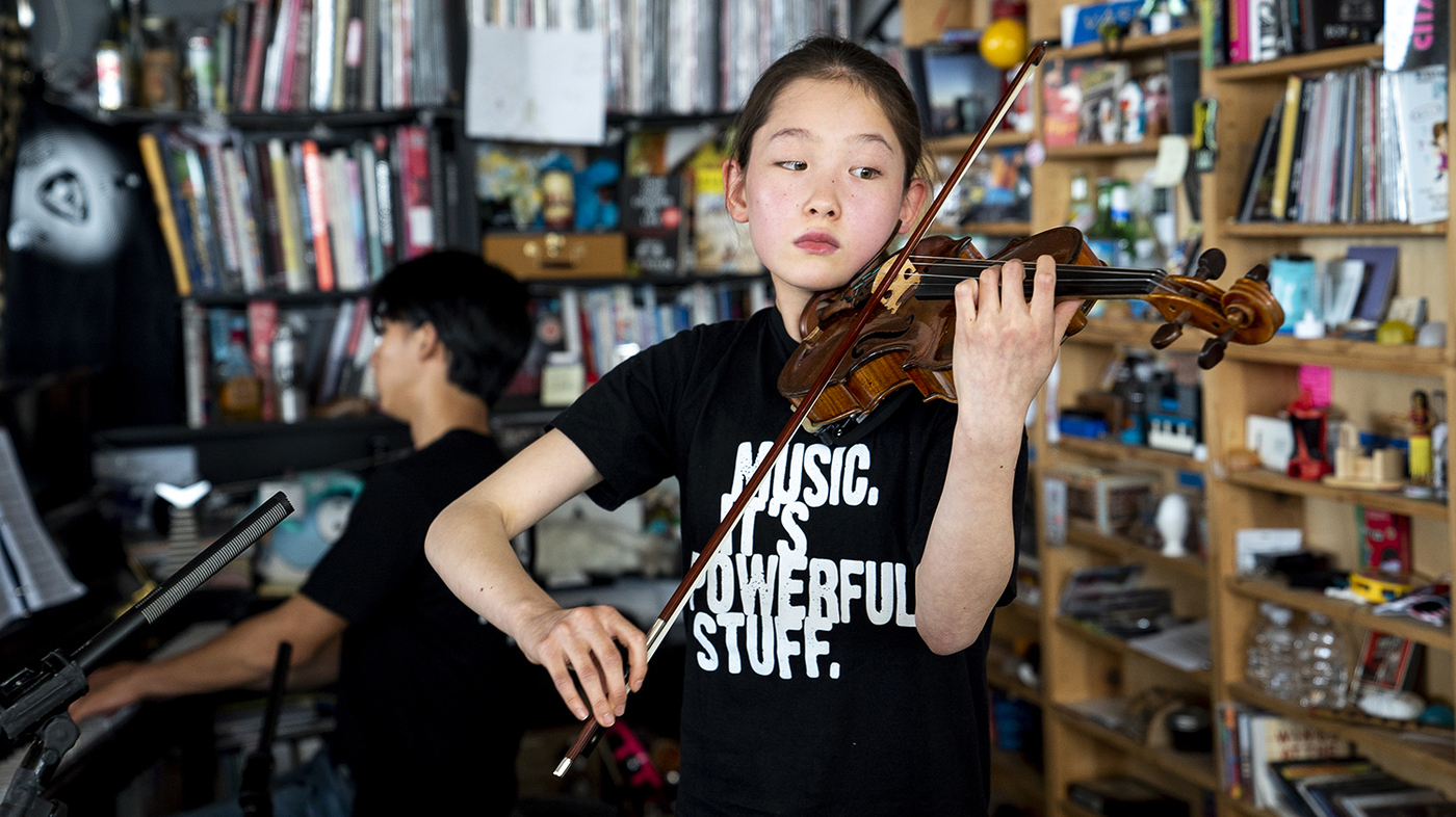 From The Top: Tiny Desk Concert