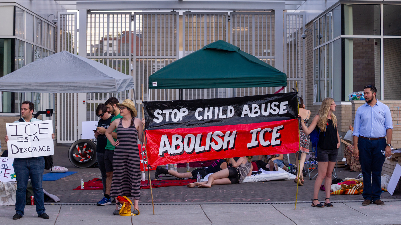 ICE Temporarily Closes Portland Office Amid Tumult Of Protests Across U.S.