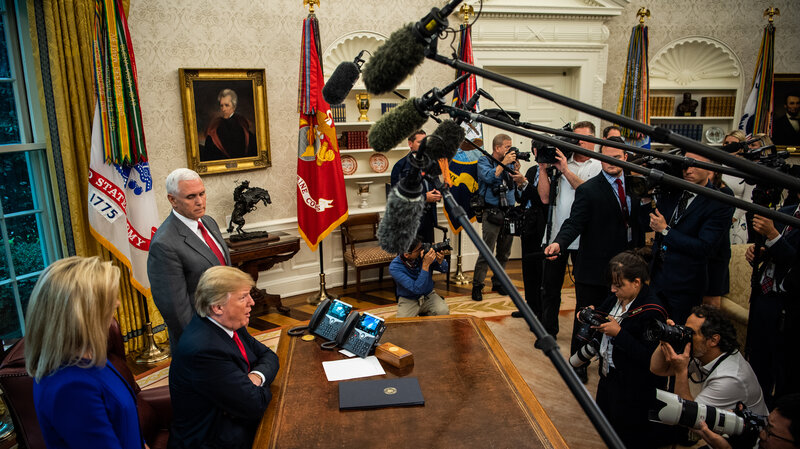 Conservative Media Failed To Redefine Debate On Trump's
