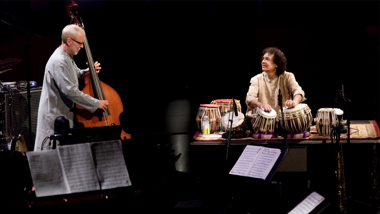 Crosscurrents: Converging Jazz And Indian Classical MusicWBGO and Jazz At Lincoln Center