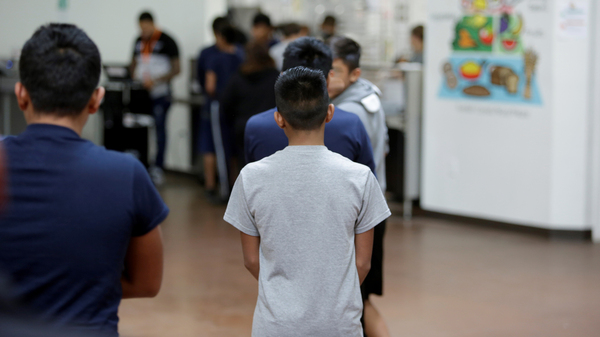 A Latino Nonprofit Is Holding Separated Kids. Is That Care Or Complicity Or Both?