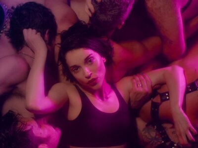 Watch The Sweaty, Sultry Video For St. Vincent's 'Fast Slow Disco'