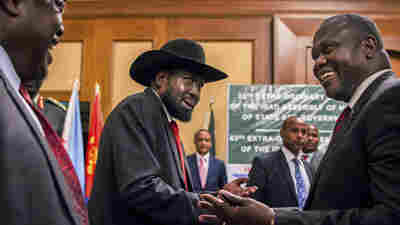 Talks Between South Sudan Leaders Find No Appetite For Concessions