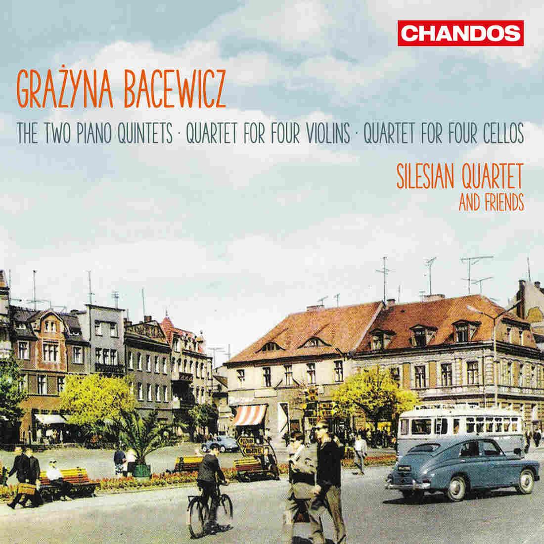 Grażyna Bacewicz, Chamber Works