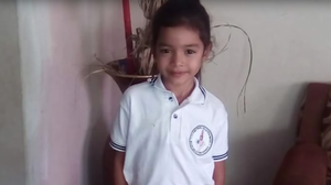 Watch: 6-Year-Old Girl, Alone, Breaks Through Immigration Noise With A Phone Number
