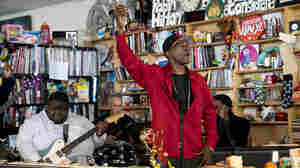 Rakim: Tiny Desk Concert