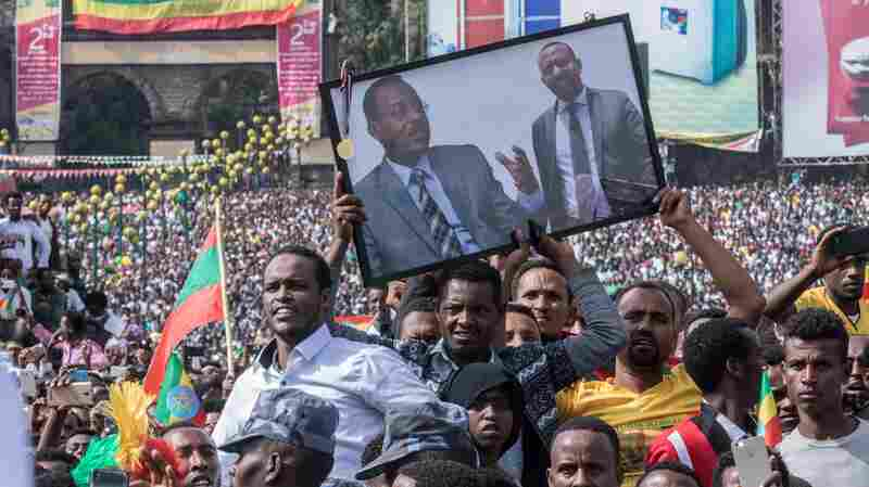 Grenade Attack Tears Through Rally For Ethiopian Prime Minister