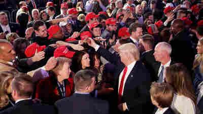 Political 'Counterculture': Young Republicans Hold Unique Space In The Trump Era