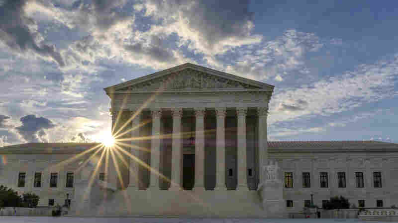 Supreme Court Says Texas Political Map Is Largely Not A Racial Gerrymander
