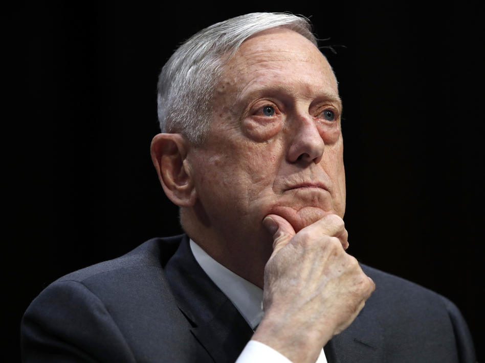 Defense Secretary Jim Mattis, one of President Trump's most important early advisers, is the latest to depart the administration. (Jacquelyn Martin/AP)