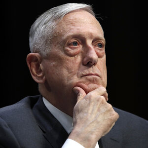 Defense Secretary Mattis Resigns Amid Syria And Afghanistan Tension