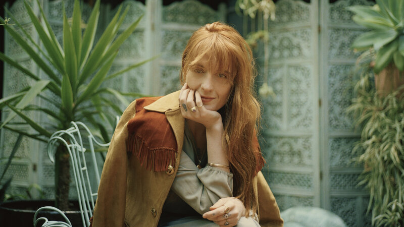 Florence The Machines High As Hope Wades Through Lifes Messes