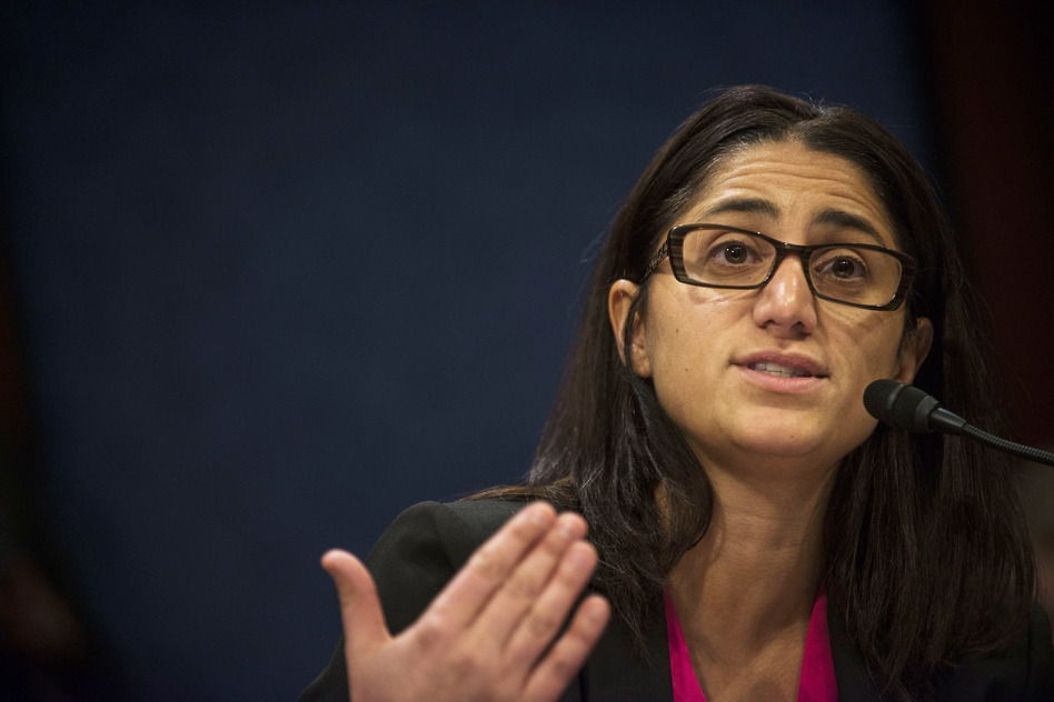 Dr. Mona Hanna-Attisha spearheaded efforts to publicize and address the water crisis in Flint, Mich. (Gabriella Demczuk/Getty Images)