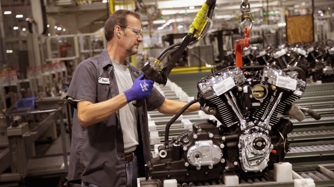 Harley Davidson: Harley-Davidson To Move More Production Oversees Amid U.S