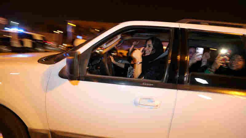 PHOTOS: Saudi Women Start Driving, But Activists Remain Jailed