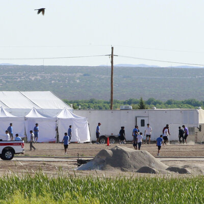 Pentagon To House Migrants At 2 Military Bases In Texas