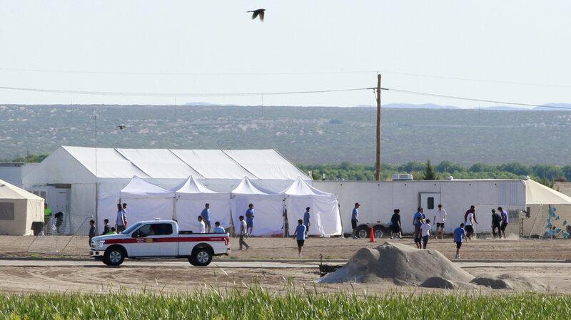 Military base near el paso texas