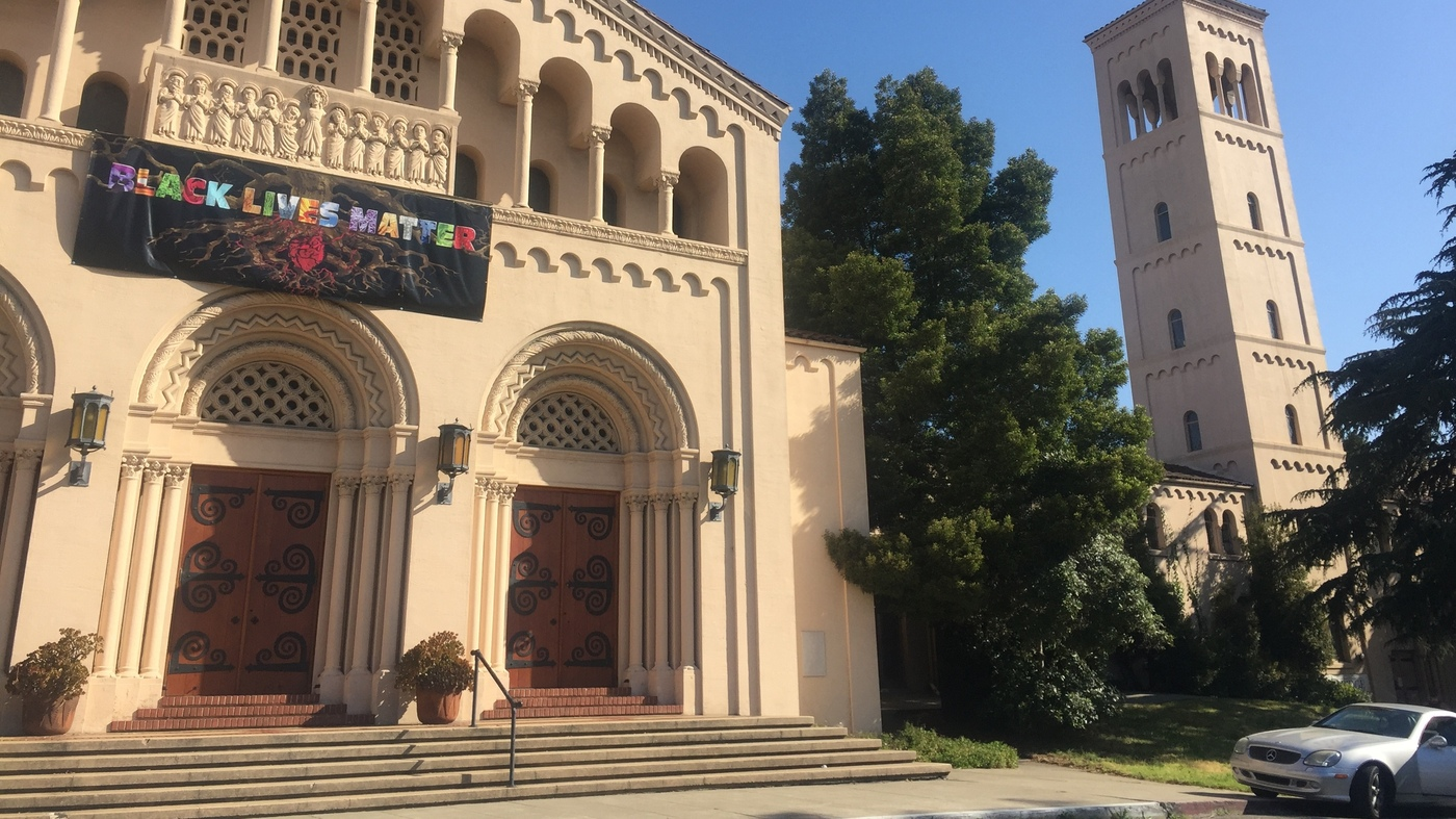 Oakland Church Steps Out On Faith And Pledges To Stop
