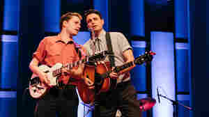 Ruen Brothers On World Cafe