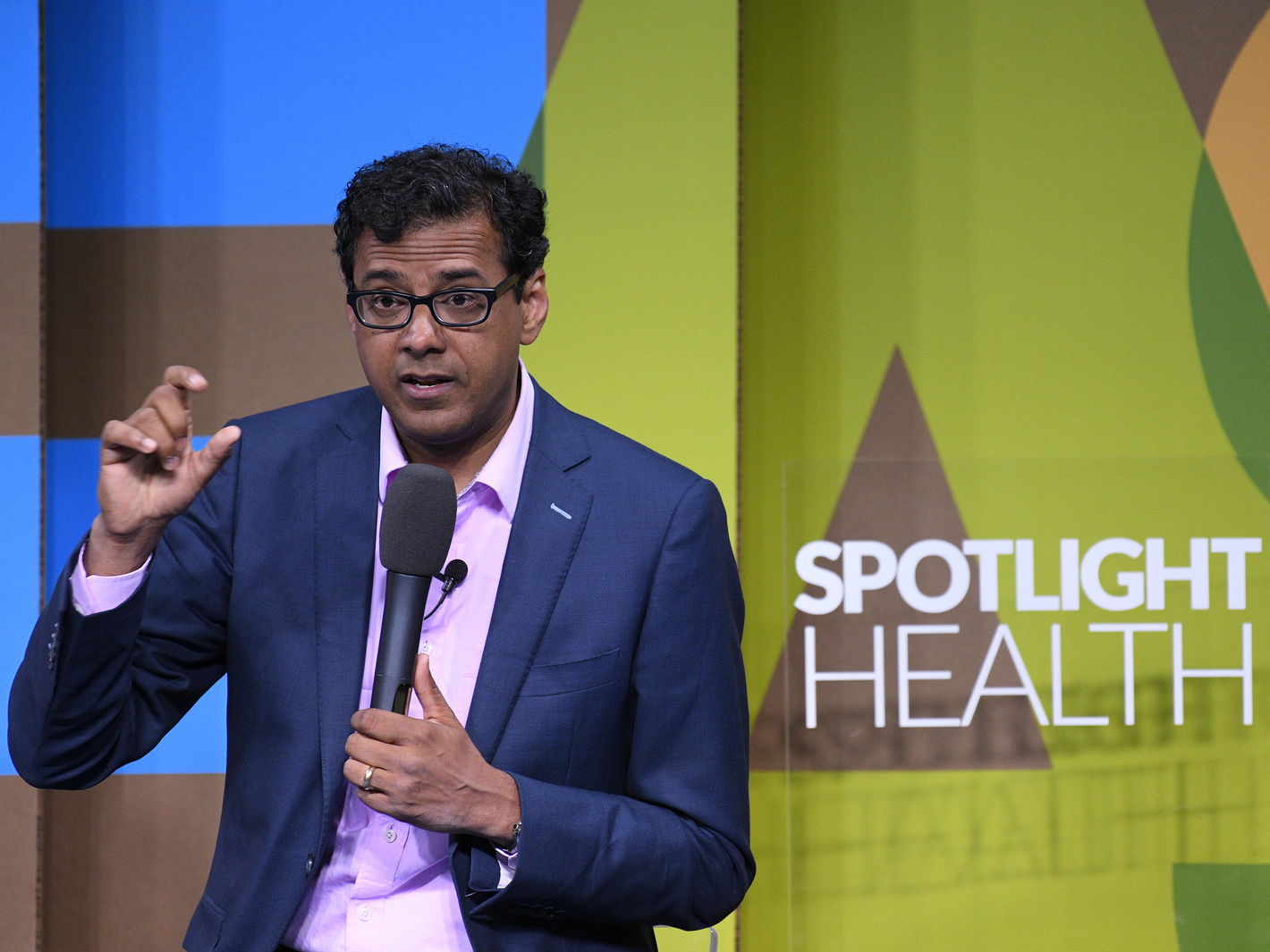 Atul Gawande's Aim For Health Care: 'Make It Simpler To Do The Right Thing'