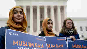 In Big Win For White House, Supreme Court Upholds President Trump's Travel Ban