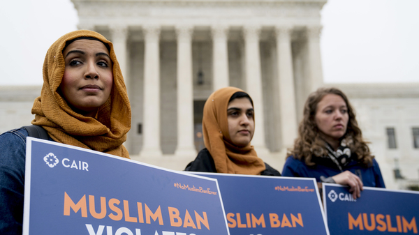 In Big Win For White House, Supreme Court Upholds President Trump s Travel Ban