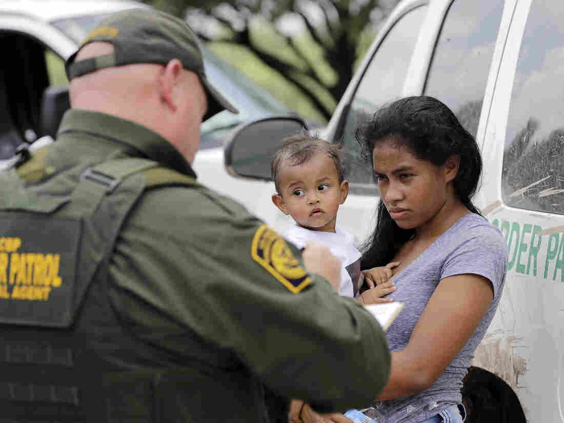 Trump order sows confusion on the border — WHAT'S HAPPENING