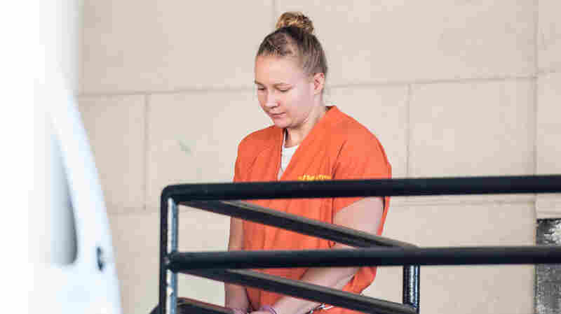 Reality Winner, Accused Of Leaking Classified Documents, Pleads Guilty