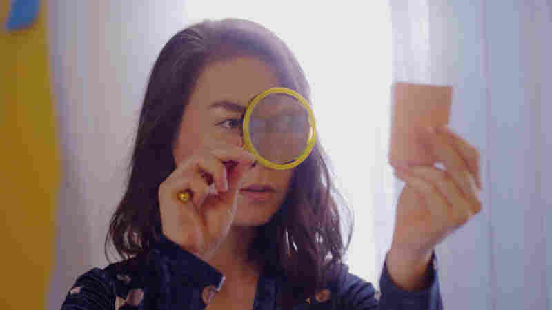 Watch Mitski's Colorfully Surreal 'Nobody'