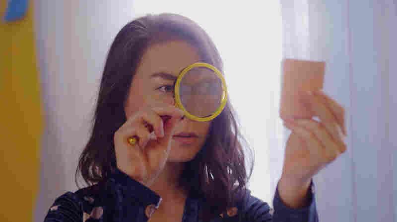 Watch Mitski's Colorfully Surreal 'Nobody'