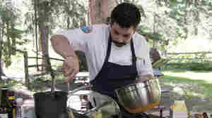 Pop Culture Happy Hour: Cooking Shows Provide Food For Thought