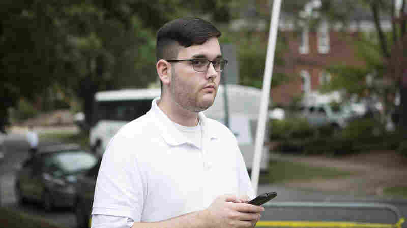 Federal Hate Crime Charges For Driver At Charlottesville White Nationalist Rally