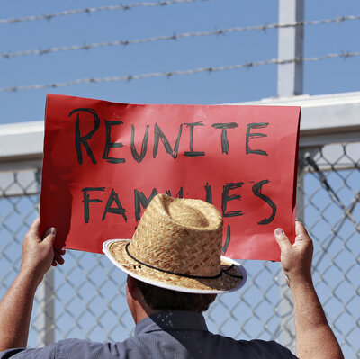 Judge Bars Migrant Family Separations, Orders Return Of Children Within 30 Days