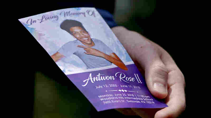 East Pittsburgh Police Officer Charged With Homicide In Shooting Of Antwon Rose II