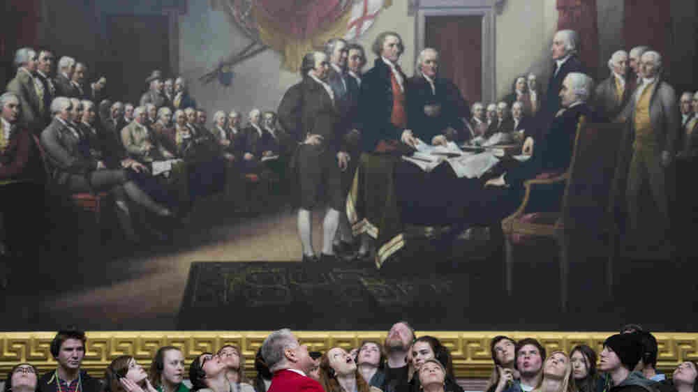 A July 4 Tradition: NPR Reads The Declaration Of Independence