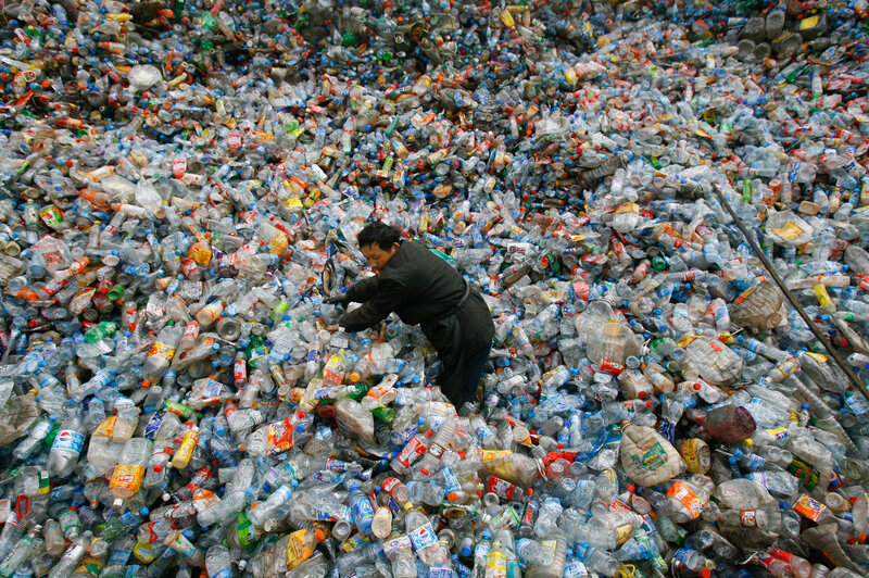Now That China Has Refused To Recycle The West's Plastics