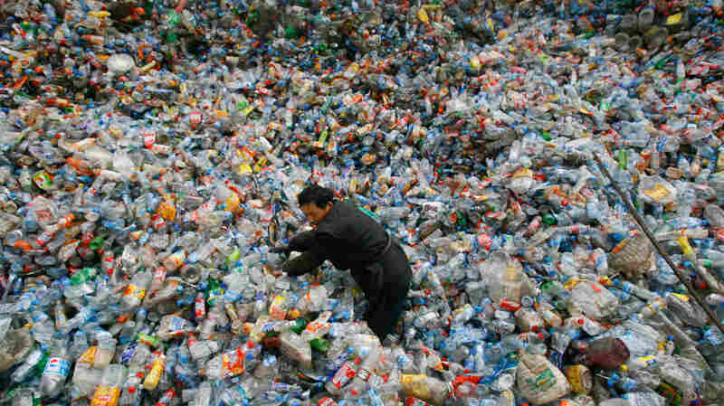 China Has Refused To Recycle The West's Plastics. What Now?