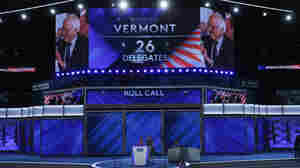 DNC Officials Vote To Scale Back Role Of 'Superdelegates' In Presidential Nomination