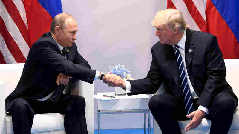 President Trump Set To Meet With Russia's Putin On July 16