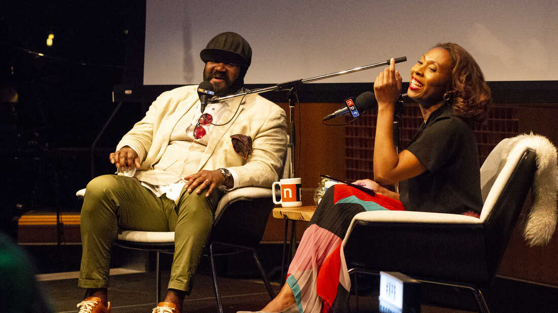 Gregory Porter On Channeling Nat King Cole: 'Nat Got Me Through Some Moments'
