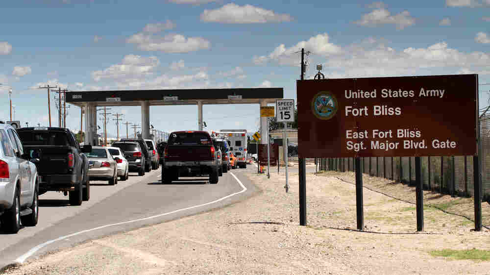 Military Bases To Start Building Tents After July 4 To House Migrant Families