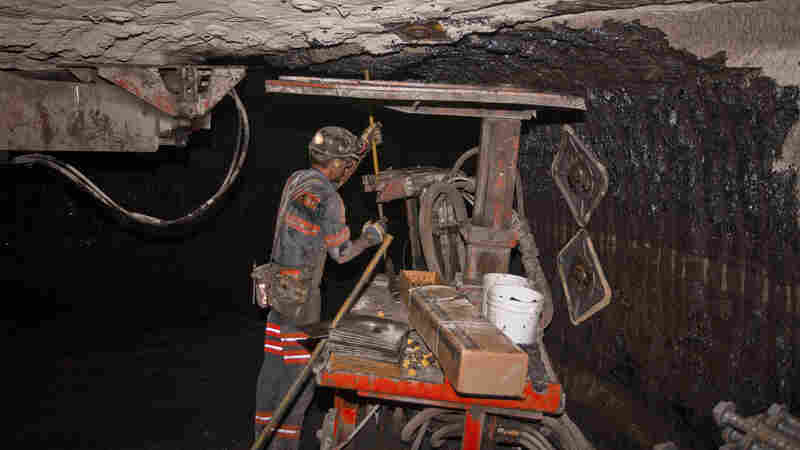 'Fundamental Shift' Needed To Protect Miners From Deadly Black Lung
