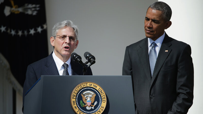 What Happened With Merrick Garland In 2016 And Why It