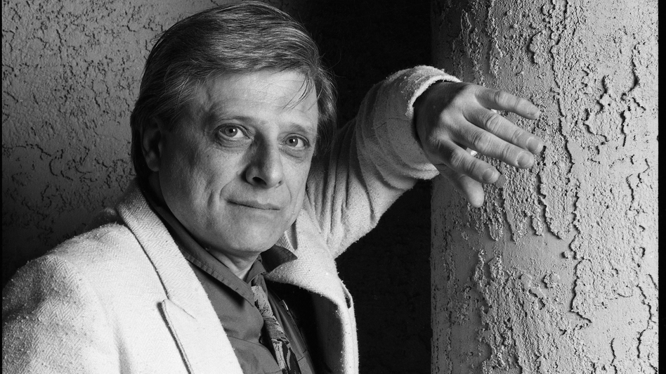 Writer Harlan Ellison, seen here in 1991, died Thursday at 84.
