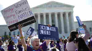 What Justice Kennedy's Retirement Means For Abortion Rights