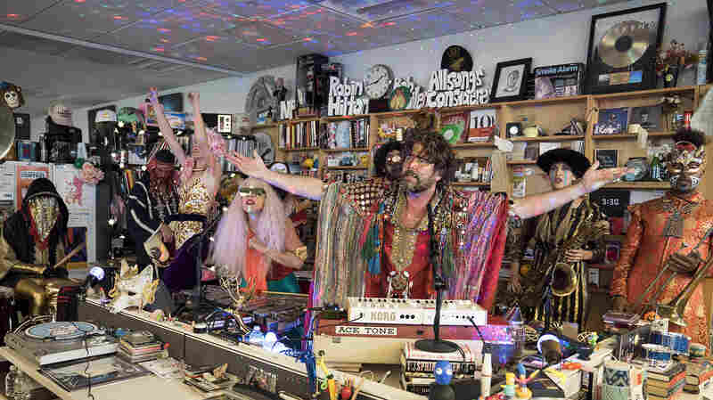 Golden Dawn Arkestra: Tiny Desk Concert