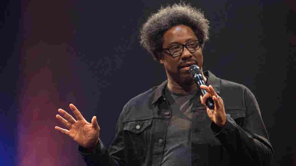 Fresh Air Weekend: Comic W. Kamau Bell; Musician Frank Newsome
