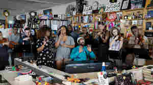 PJ Morton: Tiny Desk Concert